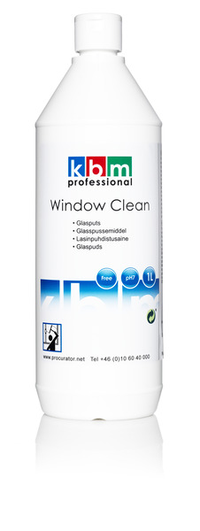 KBM Window Clean free