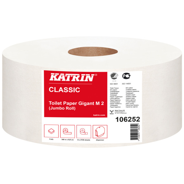 Katrin Toalettpapper Gigant M Classic