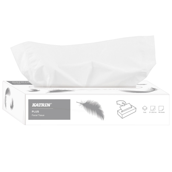 Katrin Plus Facial tissues
