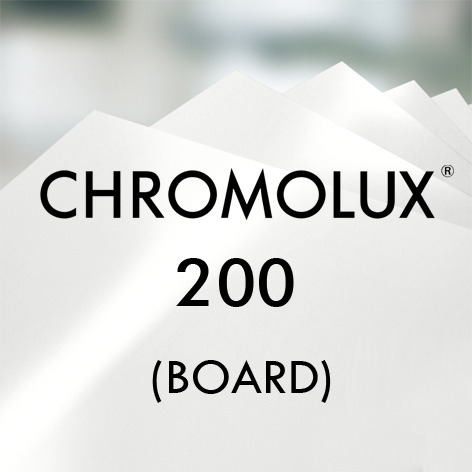 Chromolux® 200 board