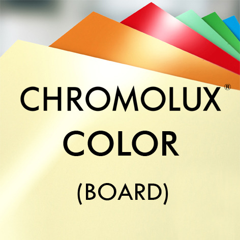Chromolux® Color board