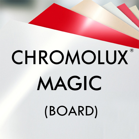 Chromolux® Magic board