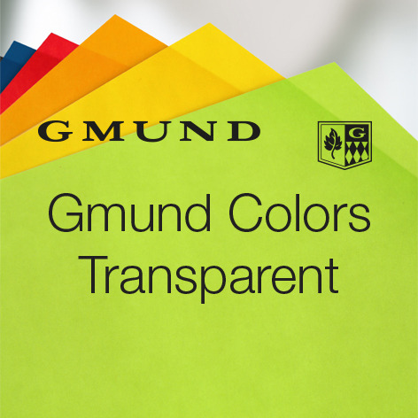 Gmund Colors Transparent