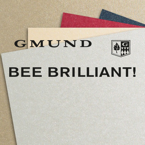 Gmund BEE! Brilliant