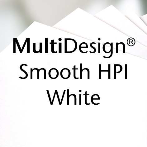 MultiDesign® Smooth HPI White