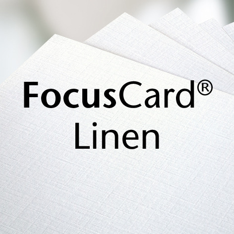 FocusCard® Linen