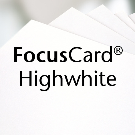FocusCard® Highwhite