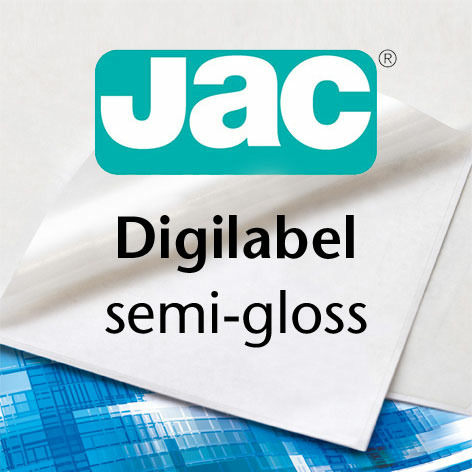 JAC® Digilabel semi-gloss