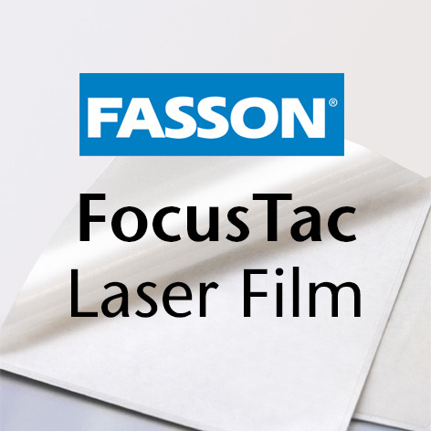 Fasson/ FocusTac Laser Film