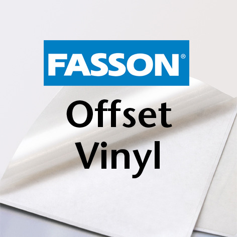 Fasson® Offset Vinyl
