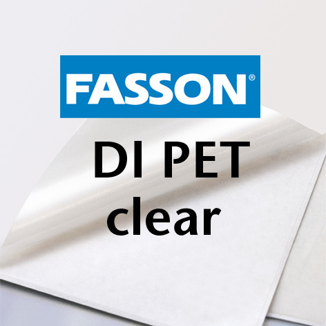 Fasson® DI PET Clear (HPI)