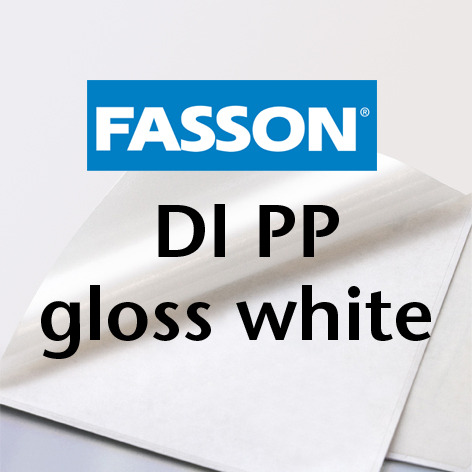 Fasson® DI PP White Gloss (HPI)