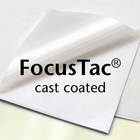 FocusTac® cast coated