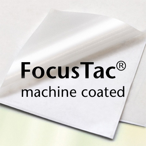 FocusTac® machine coated
