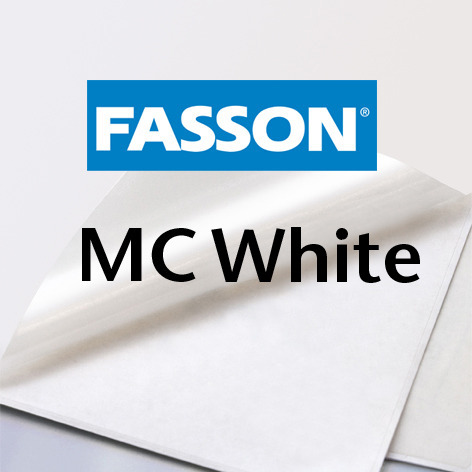 Fasson® MC White