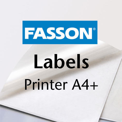 Fasson Offset Labels A4+