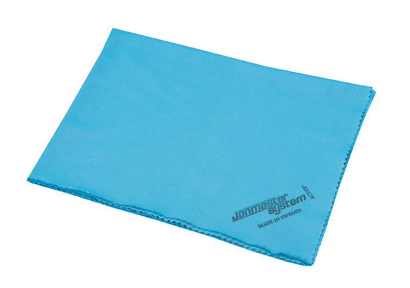 JM Pro Window Cloth Blue