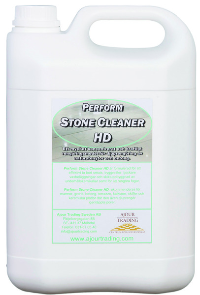Steinpleie, Perform Stone Cleaner HD