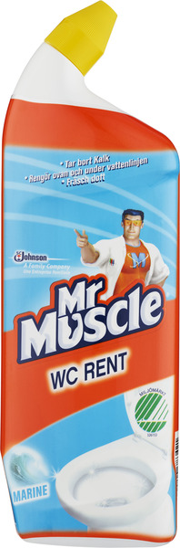 Mr Muscle WC Rent Marine