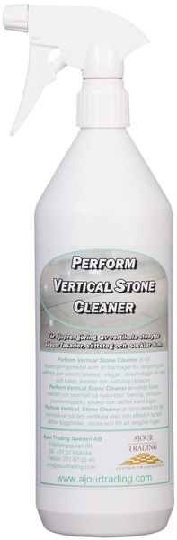 Perform Vertical Stonecleaner