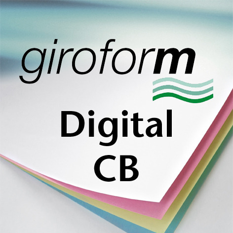 Giroform® Digital CB