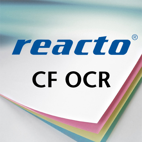 Reacto® CF OCR