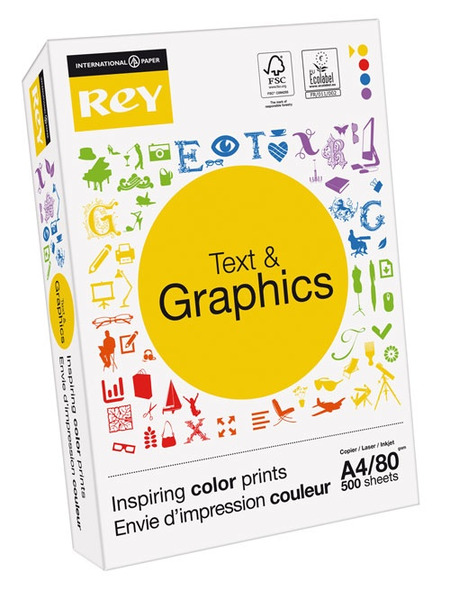 Rey® Text & Graphics