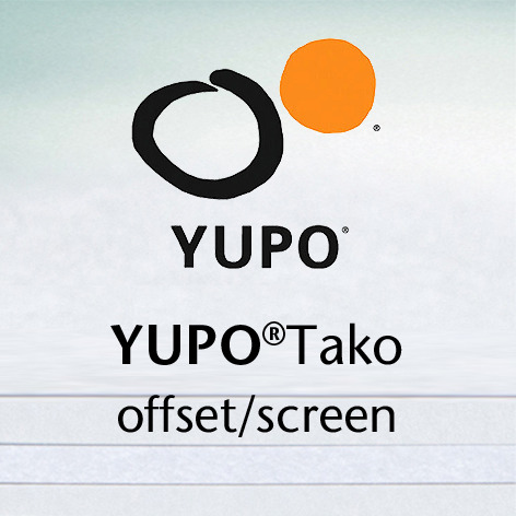 YUPO®Tako (offset/screen)