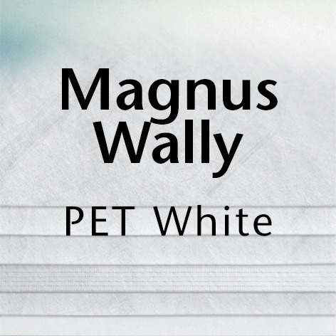 Mr. Magnus - Wally (PET fehér)