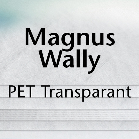 Mr. Magnus - Wally (PET víztiszta)
