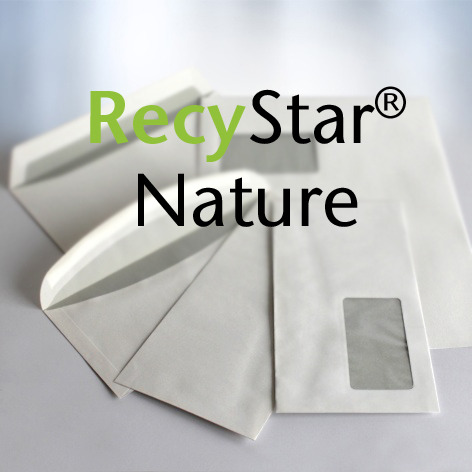 RecyStar® Nature Kuverts