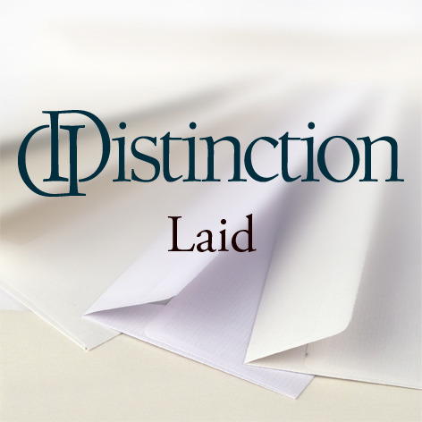 Distinction® Laid Kuverts