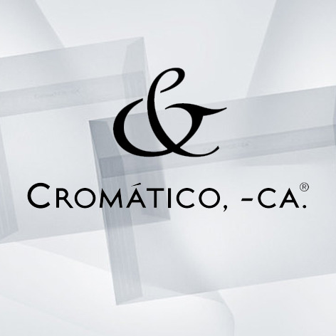 Cromático, -ca.® Transparent