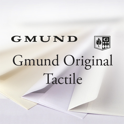 Gmund Original Tactile Kuverts