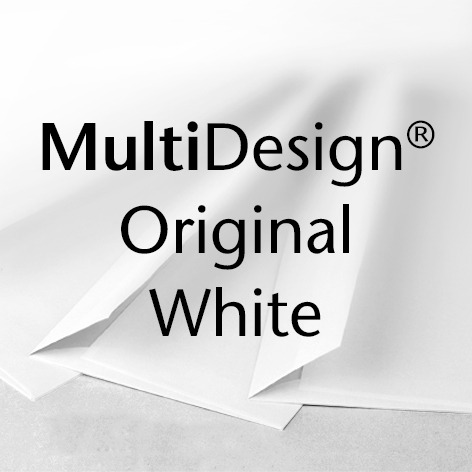MultiDesign® Original White Enveloppes