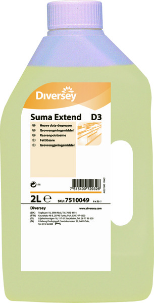 Oven Cleaner Suma Extend