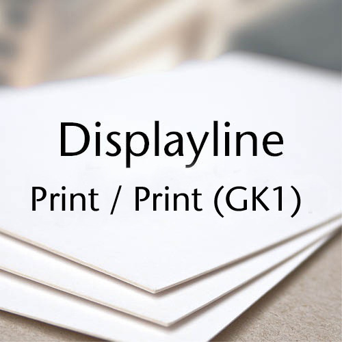 Displayline Print/Print (GK1)