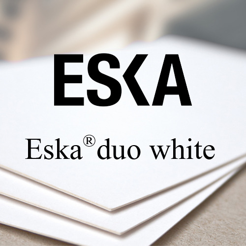 Eska®duo white
