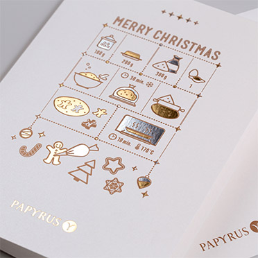 Papyrus Group Marketing Weihnachtskarte 2018