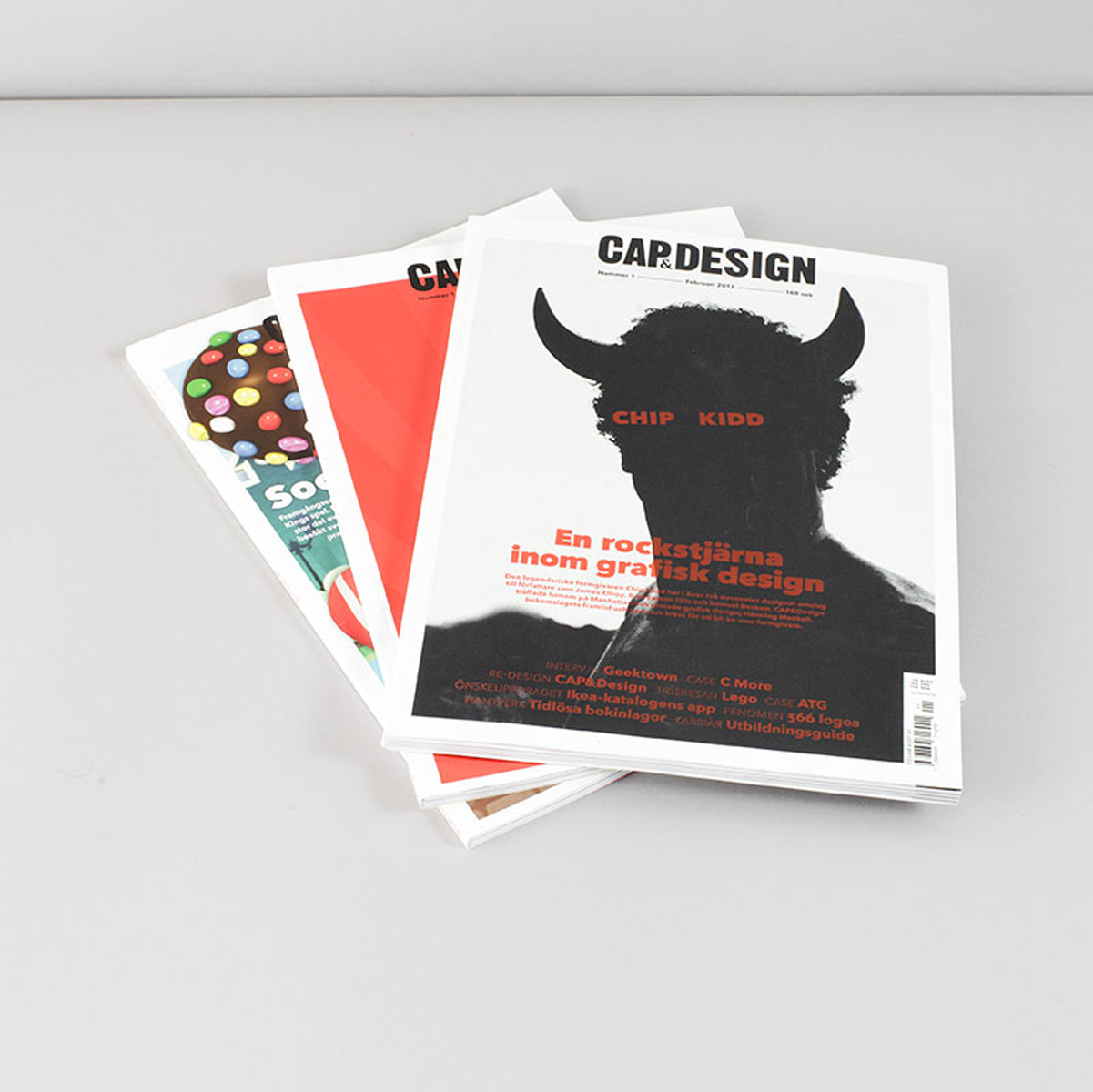 Cap & Design Magazin