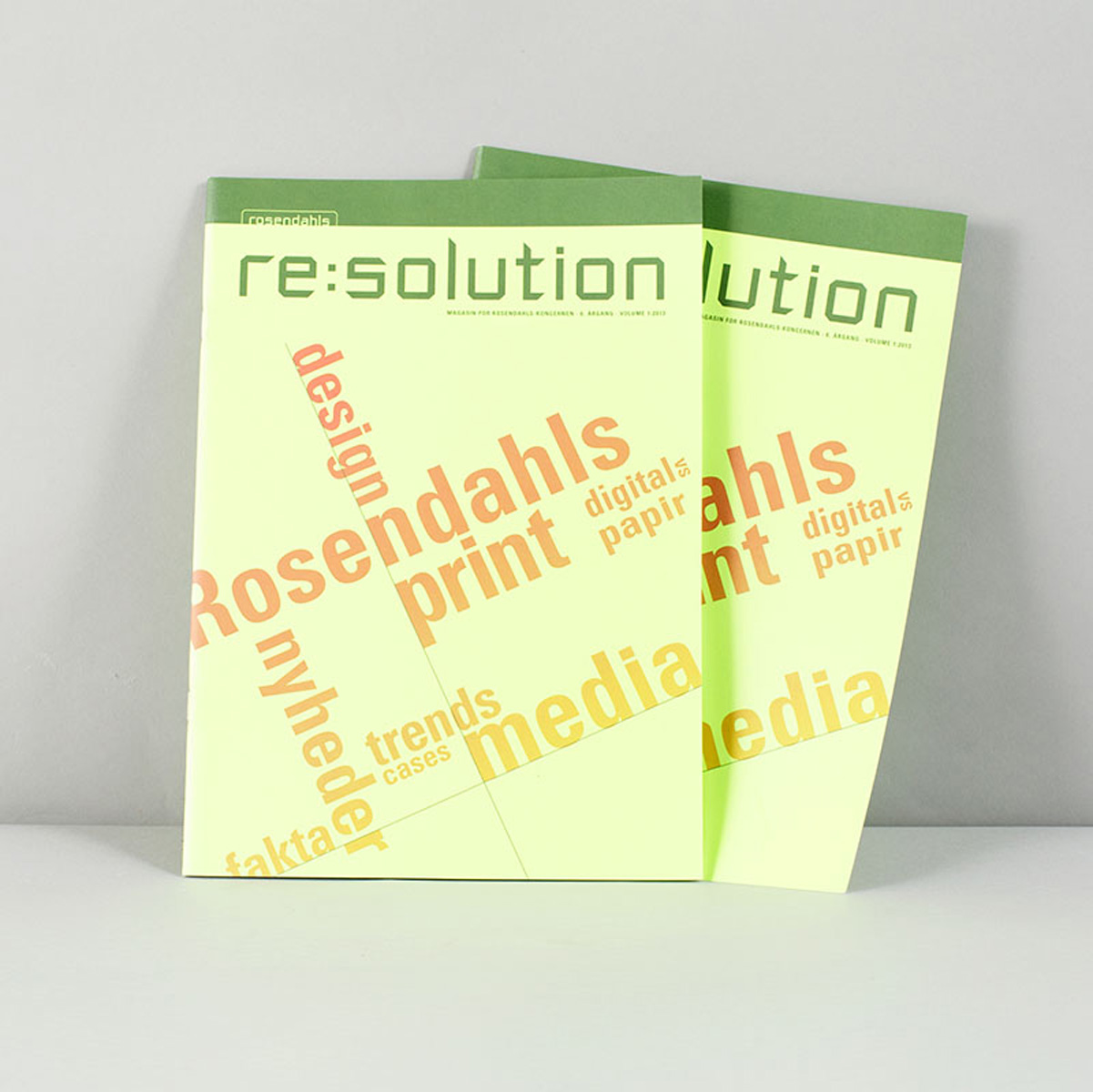 Rosendahls Re:solution - Magazin