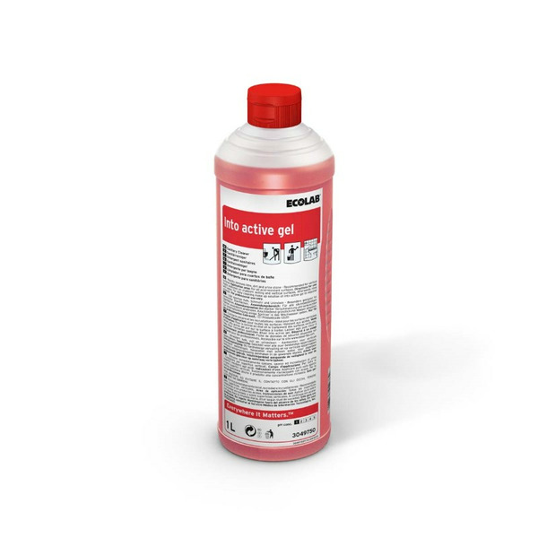 Ecolab Into Active Gel 1l