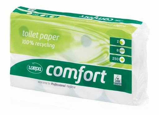 WEPA Comfort papier toilette 2 couches