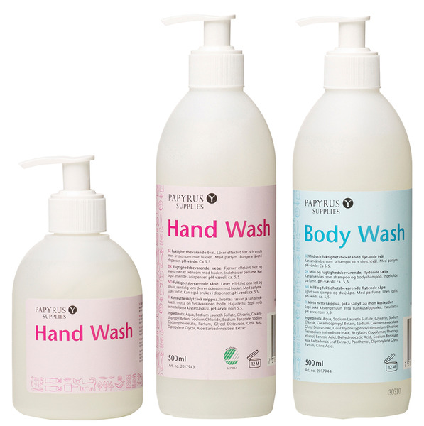 Papyrus Supplies Hand Wash