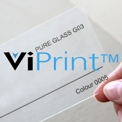 ViPrint Pure Glass