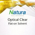 Natura Optical Clear Flat-on Solvent