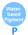 Waterbased Pigment